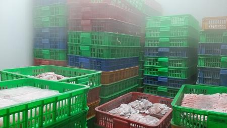 Kiểm tra đột xuất cơ sở kinh doanh thực phẩm không phép